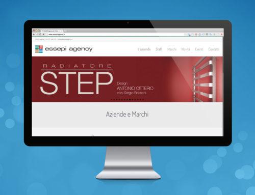 Sito Web ESSEPI Agency