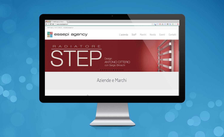 Realizzazione Sito Web ESSEPI Agency