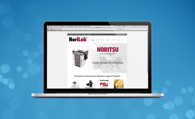 Realizzazione Sito Web Norilab