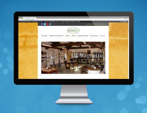 Sito Web Maglietto-Novi Ligure