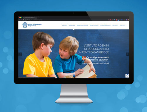 Sito Web Istituto Antonio Rosmini